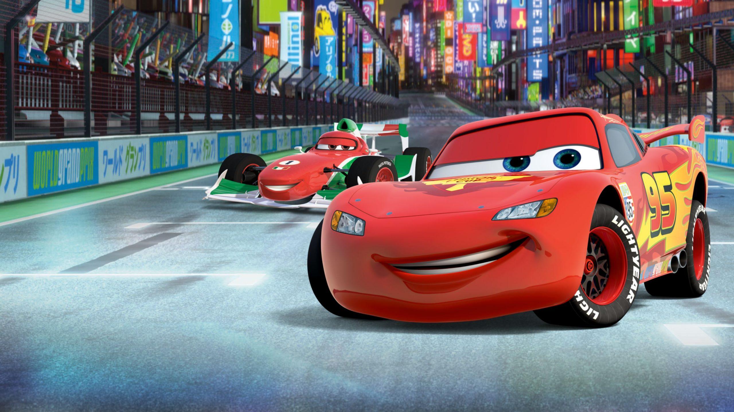 Cars 2, le film d'animation qui ravit les petits et les grands (qui sont encore petits à l'intérieur)