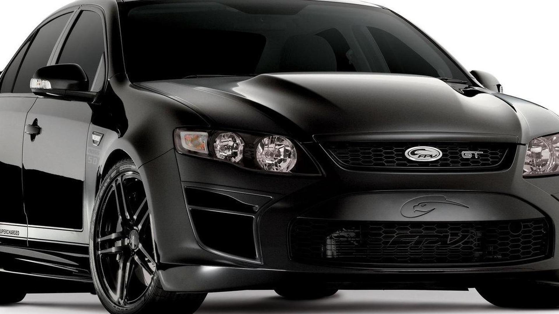 Le Concept Ford Falcon GT débarque en force
