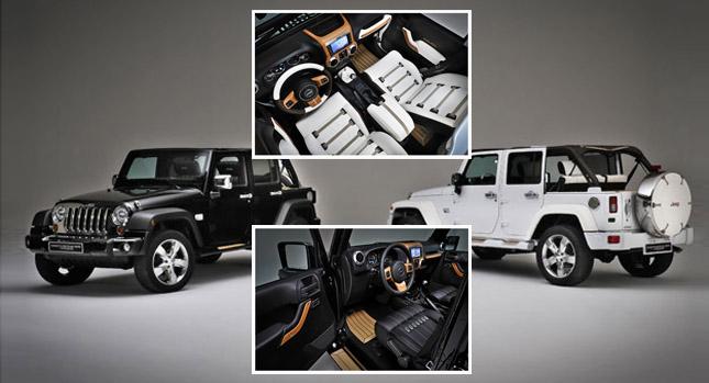 Deux concepts-car nautiques pour Jeep