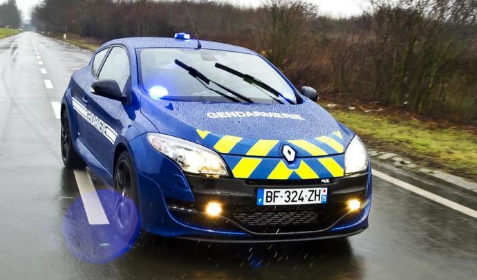 La Brigade d'Intervention Rapide Française opte pour des Mégane RS