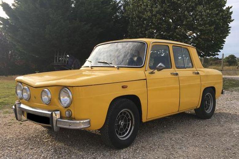 Restaurer une Renault R8S