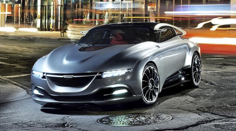 Sortie du Saab PhoeniX concept
