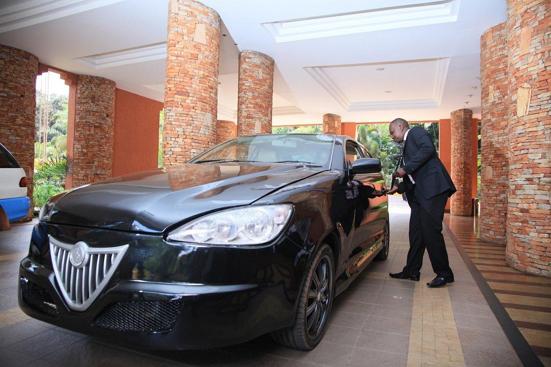 Kiira EV : la première voiture électrique produite en Ouganda