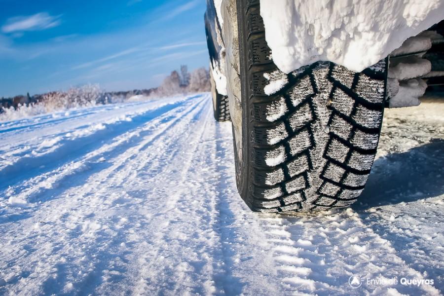 Plus jamais sans pneus d'hiver