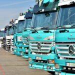 Camions Mercedes