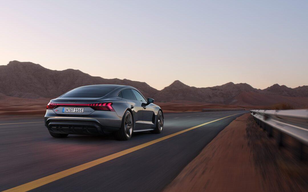 Avis Audi e-tron